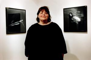 Fotografen Tuija Lindström har avlidit.Foto Anders Kallersand / SCANPIX