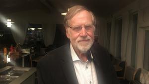Lars-Erik Nordin från Centerpartiet i Timrå är glad över framgångarna.