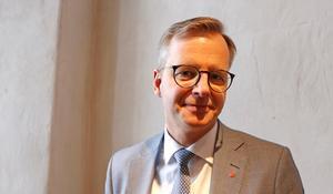 Mikael Damberg.
