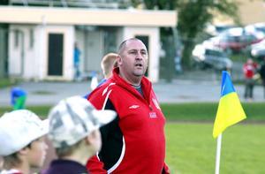 Kevin Spires slutar som tränare för Junsele.
