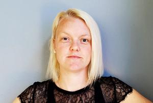 Elin Fällström är barnmorska och ordförande för Barnmorskeförbundet i Västernorrland