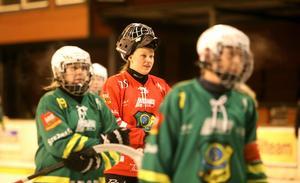 Ebba Fridlund är redo för att utmana Västerås SK i semifinalen. FOTO: LARSGÖRAN SVENSSON