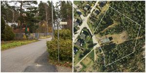 Behovet av förskoleplatser ökar i takt med att Nykvarn växer. Kommunen ser därför till att förbereda för framtida byggen, som här mellan Gammeltorp och Brokvarn. Bilden till höger ur förslaget till plan- och genomförandebeskrivning. Bild: Mathias Jonsson / Nykvarns kommun