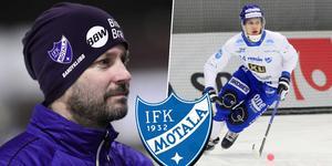 Mattias Sjöholm och Fredrik Lönn. Bild: TT / Jonna Igeland