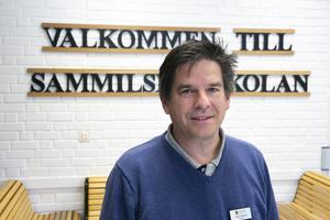 """""""Jag tror alla elever uppskattade föreläsningen, några blev ledsna av hennes starka berättelser"""", säger Johan Nilsson."""