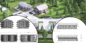 """""""Flerbostadshus"""" har saknats som begrepp i bygglovstaxan i Gagnefs kommun. Tre byggföretag fick därför sina bygglov till rena vrakpriset ifjol."""