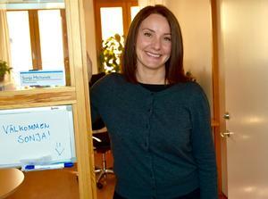 Sonja Michanek är ny planarkitekt i Aneby kommun.