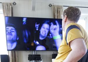 Mycket repriser på tv, tycker skribenten, Foto: Gorm Kallestad/TT