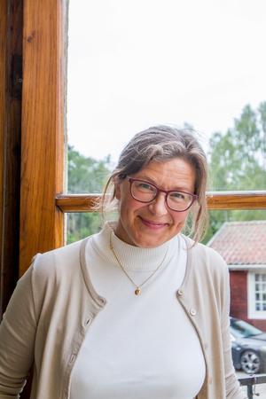 Maria Gunnarsson. Arkivfoto: NA