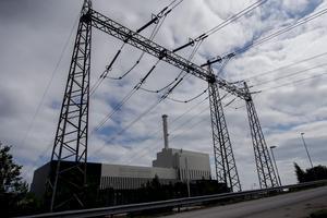 O 3:an vid kärnkraftsverket  utanför Oskarshamn är ett av de senast byggda i Sverige.
