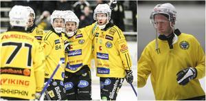 Nio mål har det blivit hittills för Erik Jonsson, varav två på hörna och ett på frislag.