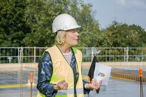 – Örebro har alltid varit en stad med omsorgstagande, säger landshövding Maria Larsson.