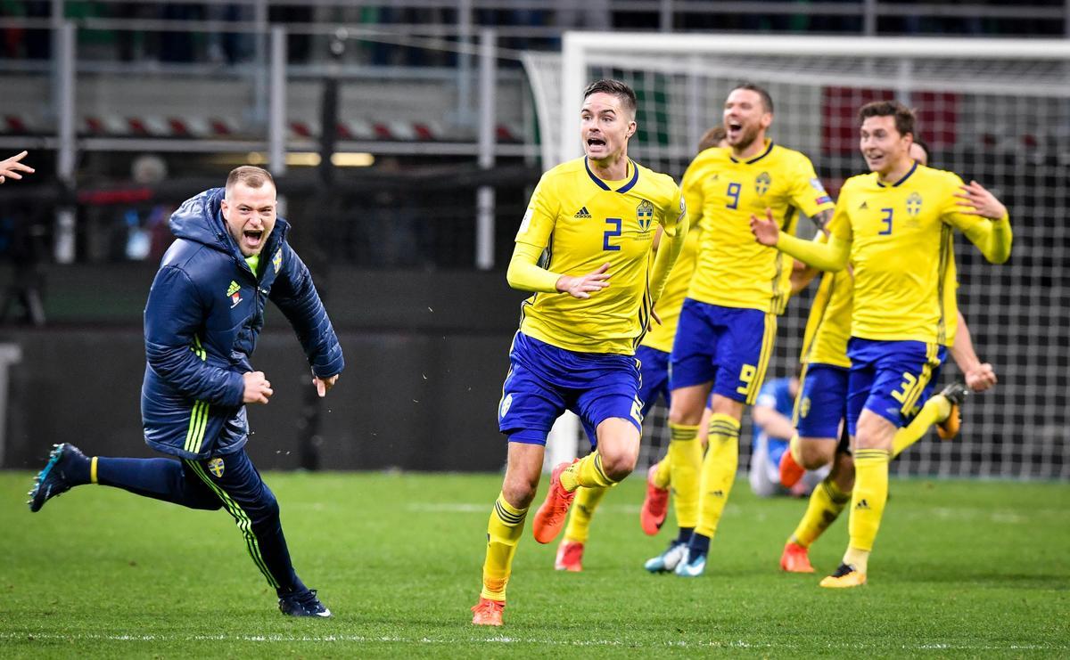 De får Sverige möta i fotbolls-VM nästa år – här är alla grupperna 8548009f9b678
