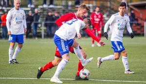Rasmus Hedlund Aldén, lagkapten Sala FF