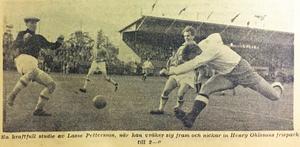 Lasse Pettersson hade ett brett register. Foto: VLT/arkiv