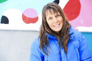 Åsa Jansson har engagerat sig  mycket i de asylsökandes situation i länet. Hon är dessutom initiativtagare i Hej Främling.