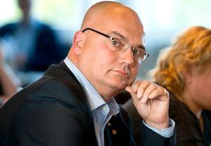 Tony Andersson menar att det inte finns någon anledning för honom att be om ursäkt. Bild: Jan Olby
