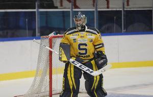 George Sörensen storspelade mot Västerås och räddade 34 av 35 skott.