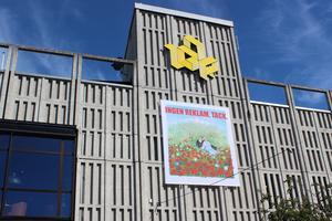 Framöver kan Igorhusets fasad komma att användas för att visa fler offentliga konstverk.