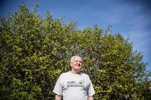 Kurt Folkesson, ordförande Landstormen