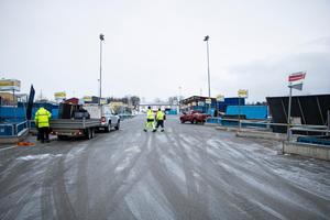 Kapaciteten på Görla återvinningscentral räcker inte riktigt till i dag, framför allt sommartid då det är högt tryck. Därför ser renhållningsavdelningen just nu över en eventuell utbyggnad eller flytt av stationen.