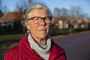 """""""Byn ska ha en jätteros, det är andra gången på kort tid och givmildheten är lika stor"""", säger Monica Moberg."""