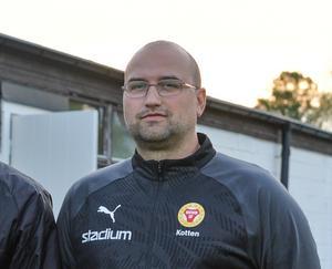 Sund-tränaren Mikael Kotemajer.