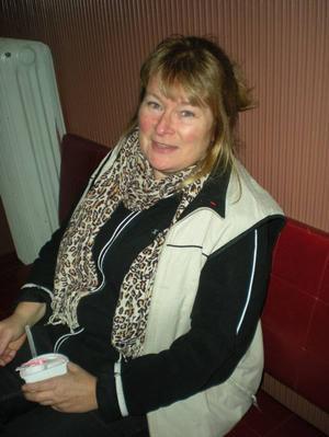 Teaterns grundare. Eva Sjölander startade Ockelbo Amatörteaterförening för drygt sex år sedan. På fredag är det premiär för årets föreställning på Gotan.