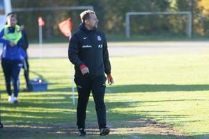 Stödes tränare Anders Strandlund.