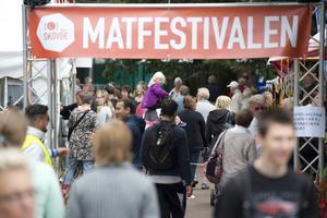 Här hittar du hela programmet inför årets matfestival.