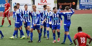 Kramfors-Alliansen får klara sig utan skyttekungen Adrian Borostean, som gått tillbaka till Härnösands FF.