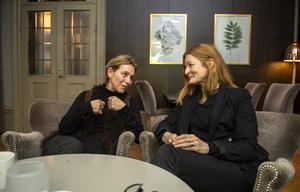 Helen och Anna blev vänner redan som barn och med åren har vänskapen fördjupats.