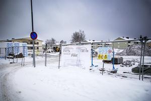 När bygget av Fölet är klart vill Aefab gå vidare och bygga i kvarteret Svanen i Edsbyn.