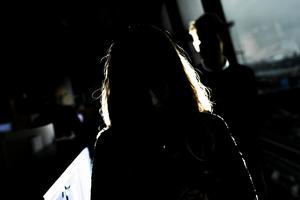 Vad får män att våldta? Foto: Foto: Alexander Larsson Vierth/ TT