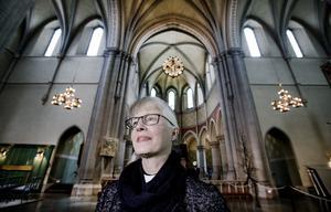 Även om vi människor har lätt att sätta gränser för varandra, så är Gud generösare än så, menar Örebros kyrkoherde Ewa Selin.