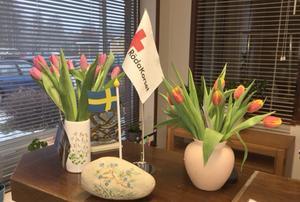 Mötesplats Kupan fyller en viktig social funktion i Ytterhogdal. Foto: Solveig Haugen