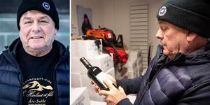 Erik Harlaut har startat och sålt fem IT-bolag. Nu ägnar han sig åt att importera vin och jobba i sönernas olika bolag.