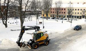 När snön smält ska ombyggnaden av Flugparken inledas.