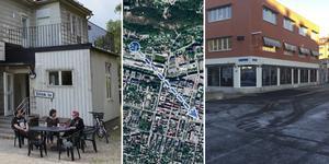 Från Villagatan till Nybrogatan.