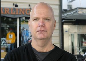 Fredrik Arvidsson, 51 år, arbetssökande, Sundsvall