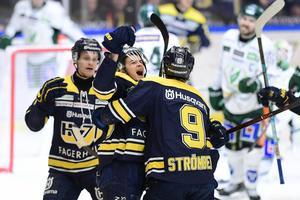 Kommer HV71 vinna den sista matchen mot Färjestad?