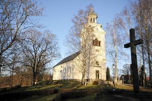Västanfors kyrka.