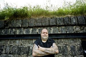 Stolt arrangör. Ingemar Dunker har haft en intensiv sommar. I helgen avslutar han alla sina sommararrangemang med Hotrod & Rock-festivalen i Högbo.