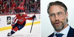Bäckström går förbi Peter Forsberg i listan över svenskpoäng i NHL.