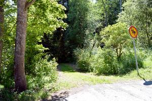 Fäbodstigen, som börjar vid nedre parkeringen i Säterdalen, kommer att renoveras under tre veckor i juli.