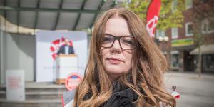 Åsa-Märta Sjöström (S), ordförande, kommunfullmäktige i Fagersta.