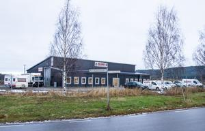... nu är bygget klart. I månadsskiftet september/oktober flyttade Hälsinge Markentreprenad över verksamheten till sina nya lokaler i Norrkämsta.
