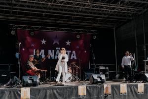Cajsa Frangquist har en unik sångröst men det var inte tillräckligt för att vinna över juryn och hon fick tredjeplatsen.