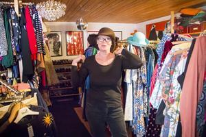Maries secondhandbutik är en dröm för vintageälskare.