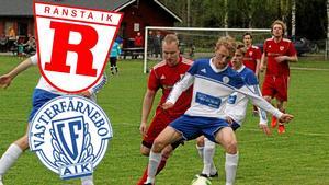 Ransta och Västerfärnebo har mötts frekvent de senaste säsongerna. Här från en match 2015.